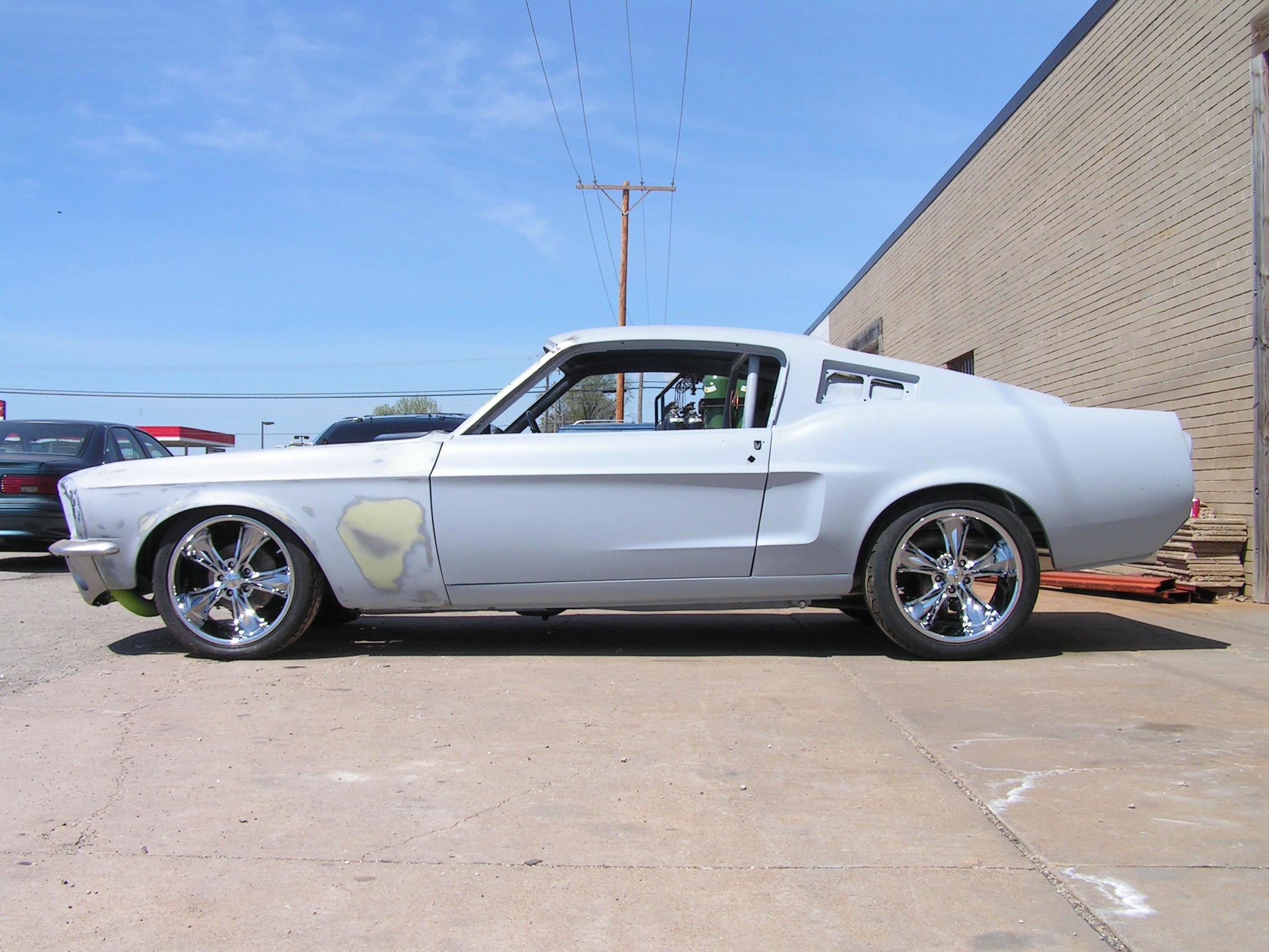 Custom 68 Mustang Www Pixshark Com Images Galleries